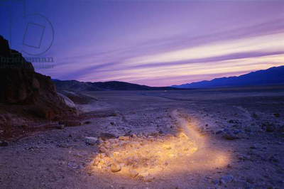 Creative Photography, Death Valley, 2000 (photo)