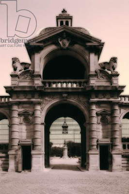 France: Creative Photography, Chateau de Chantilly, c.1997 (photo)
