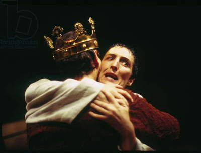 Fiona Shaw in Richard II, 1995 (photo)