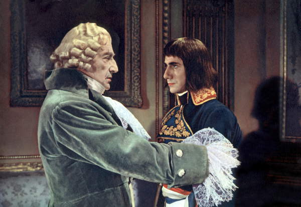 Image of a film still depicting Napoleon Directed in a film by Sacha Guitry, 1954, © Films C.L.M./Filmsonor/Francinex/Rizzoli Film / Diltz / Bridgeman Images