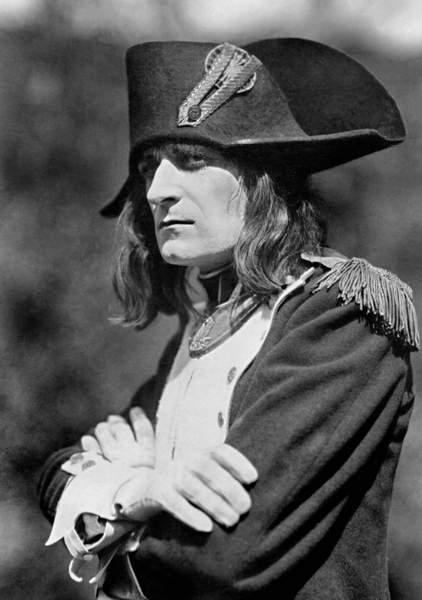Image of actor Albert Dieudonné playing Napoleon I in Napoleon 1927 Directed By Abel Gance © Films Abel Gance / Diltz / Bridgeman Images