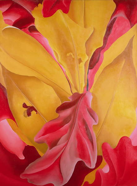 My Autumn, 1929 (oil on canvas), O'Keeffe, Georgia (1887-1986) / American, Private Collection, oil on canvas, My Autumn, 1929 (oil on canvas), O'Keeffe, Georgia (1887-1986) / American, Private Collection, oil on canvas, James Goodman Gallery, New York, USAJames Goodman Gallery, New York, USA / Bridgeman Images