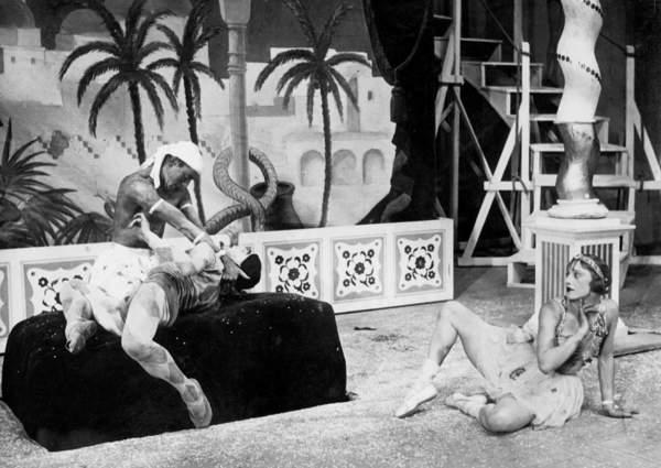 Image of Germany A scene from the ballet 'Petrushka' by Igor Stravinsky. Petruschka, 1935, © SZ Photo / Scherl / Bridgeman Images