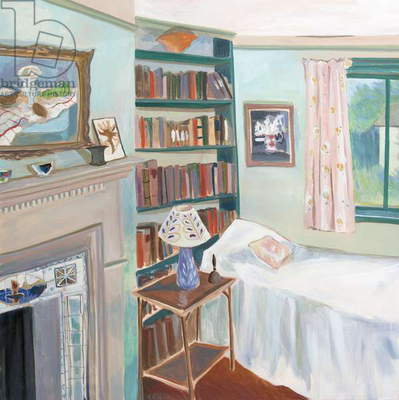 Virginia Woolf's Bedroom, Monk's House