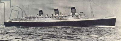 R.M.S. Queen Mary: the transatlantic Queen Mary