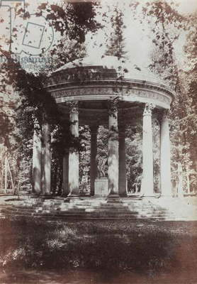 Cupid's Temple in the park of the Petit Trianon, Versailles