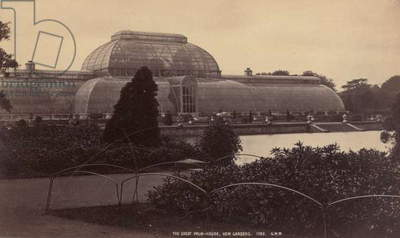 Palm House, Royal Botanic Gardens, Kew (Royal Botanic Gardens, Kew), known as Kew Gardens, London