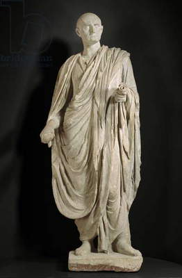 Statue of Cicero (marble)
