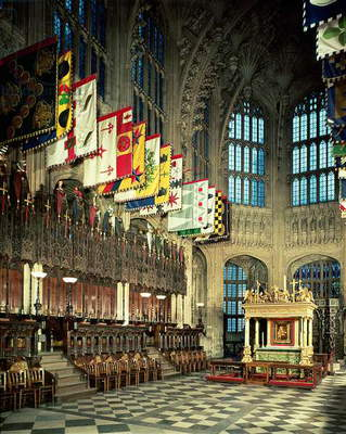 Henry VII Lady Chapel, begun in 1503 (photo), English School, (16th century), Westminster Abbey, London, UK