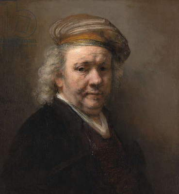 Self Portrait, 1669