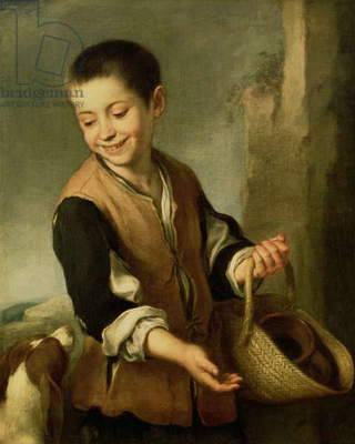 Boy with a Dog, c.1650