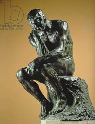 The Thinker, 1881 (for detail see 63999)