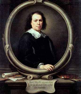 Self portrait, c.1670-73 (oil on canvas)