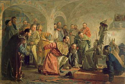 The Oprichnina at the Court of Ivan IV (1530-84)