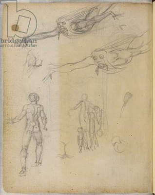 Sketches by William Blake