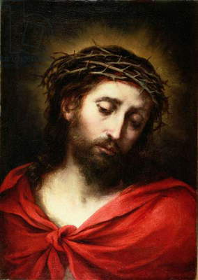 Ecce Homo, or Suffering Christ, 1660-70
