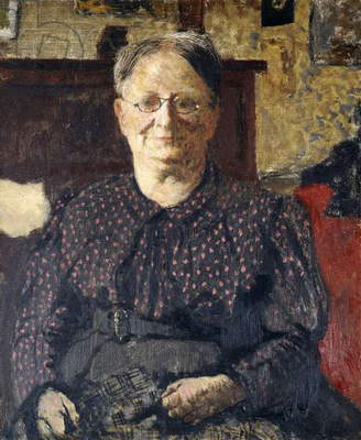Portrait of Madame Vuillard, c.1905 (oil on canvas)