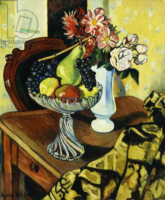 Nature Morte Au Compotier, 1918 (oil on canvas)