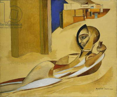 The Sheik's Wife, 1933-36 (oil on canvas)