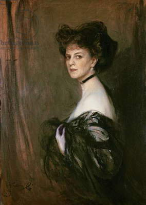 Comtesse Greffulhe, 1907 (oil on canvas)