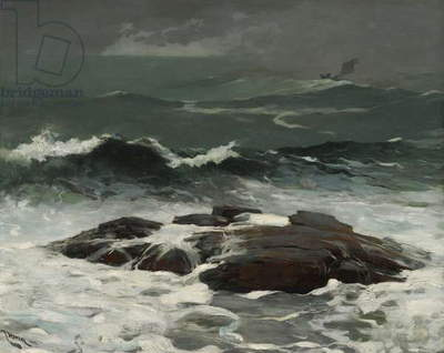 Summer Squall, 1904 (oil on canvas)