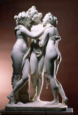 Three Graces (marble)