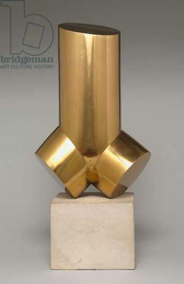 Male Torso, 1917 (brass)