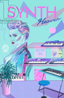 Synth Heaven, 2015 (digital illustration)