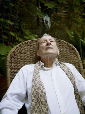 Lucian Freud, 2010 (photo)
