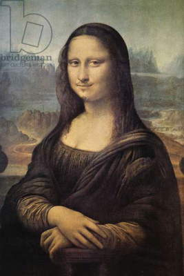 Mona Lisa, LHOOQ, by Marcel Duchamp (1887-1968). France, 20th century.