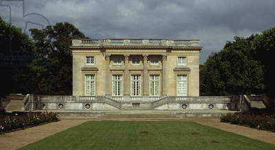 Petit Trianon, Palace of Versailles , France, 17th century