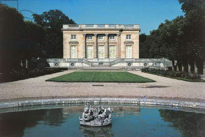 Petit Trianon, Palace of Versailles, France, 17th century