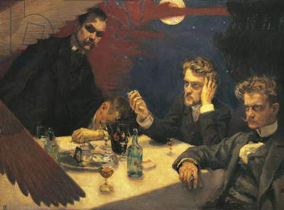 Finland, The Symposium, The Problem, 1894