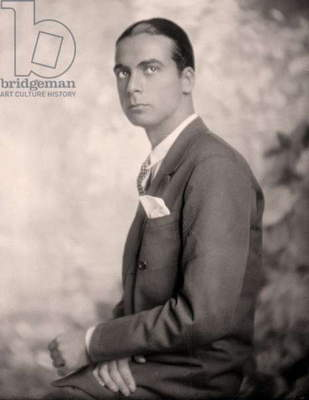 Portrait of Cristóbal Balenciaga (photo)