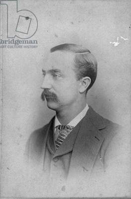 George Bannerman Dealey (b.1859) (b/w photo)