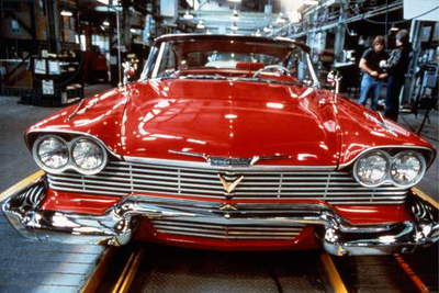 CHRISTINE, 1983 directed by JOHN CARPENTER (photo)