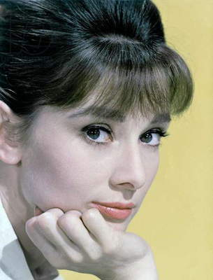 Audrey Hepburn early 60'S (photo)