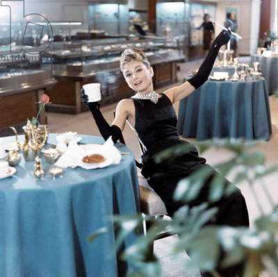 BREAKFAST AT TIFFANY'S, 1961 directed by BLAKE EDWARDS Audrey Hepburn (photo)