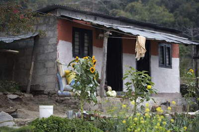 Pokhara, Nepal, Exterior of House (photo)