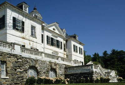 The Mount, designed by Edith Wharton, completed in 1902 (photo)