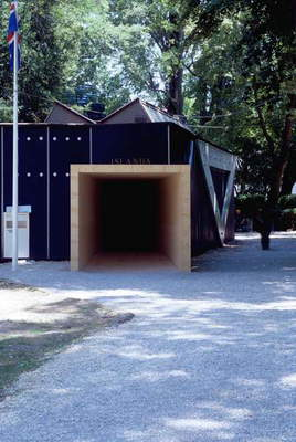 Finnish Pavillion (currently Iceland) at the Biennale Gardens in Venice, 1955 - 1956, 20th Century