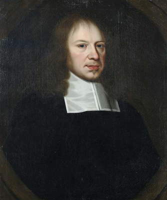 Sir James Steuart of Coltness, c.1658 (oil on canvas)