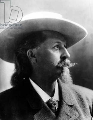 William 'Buffalo Bill' Cody (1846-1917)