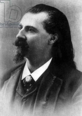 William 'Buffalo Bill' Cody, 1886
