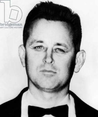 James Earl Ray (1928-1998), assassin of Dr. Martin Luther King Jr., 1952