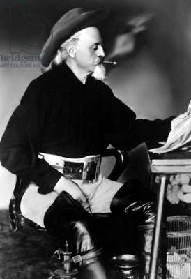 William 'Buffalo Bill' Cody, 1912