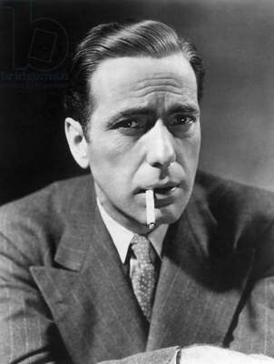 HUMPHREY BOGART (1899-1957) American actor.