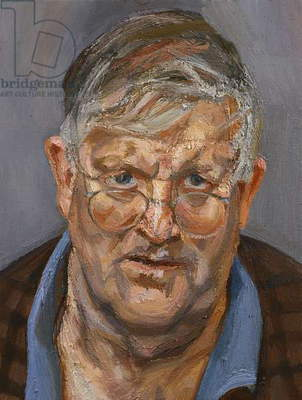 David Hockney, 2002 (oil on canvas)