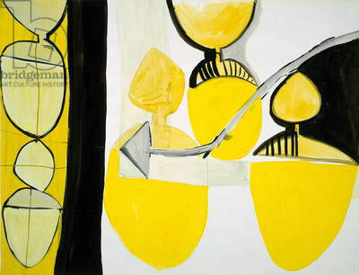 Untitled, 1964 (gouache on paper)