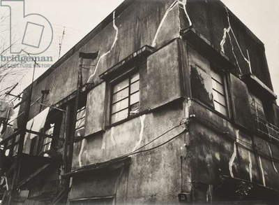 From the series 'Apartment', 1977-78 (gelatin silver print)